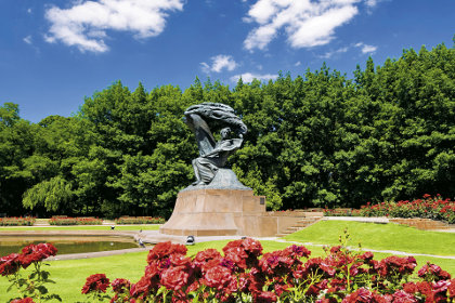 Poland – Homeland of Fryderyk Chopin